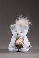Медвежонок Чудо в перьях мягкая игрушка
