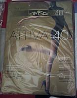 Женские подтягивающие капроновые колготки 40 den-S740