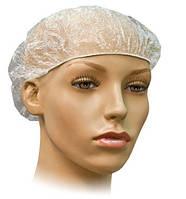 Полиэтиленовая шапочка для душа (100 шт. в упаковке) Ш01155 /35-3