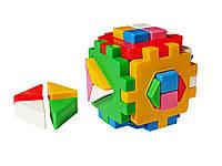 Игрушка куб «Умный малыш Логика 2» 2469 ТехноК