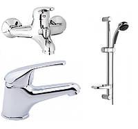Набор смесителей для ванны Bianchi Star KITSTR 2021SA CRM