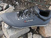 Обувь мужская летняя Columbia натуральная кожа