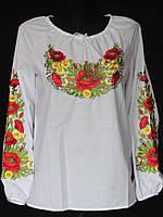 Женская вышитая сорочка