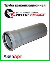 Труба канализационная 110х2000 ПП
