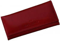 Шикарный футляр для ключей кожа Verus 02R NY красный