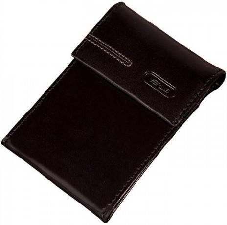 Бесподобный футляр для ключей кожа Verus 194A LN черный