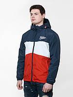 Куртка ветровка мужская весна-осень UP NWR