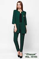 Модный женский костюм брюки и пиджак