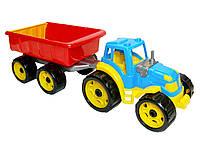 Игрушка «Трактор с прицепом» 3442 ТехноК