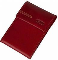 Современный футляр для ключей кожа Verus 194R LN красный