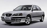 Подкрылки передние Хюндай Элантра (2000-2006) Hyundai Elantra