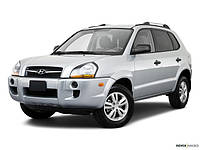 Подкрылки задние Хюндай Туксон (2004-2010) Hyundai Tucson