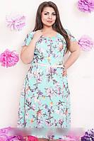 Нежное женское платье на лето