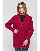 """Женское демисезонное шерстяное пальто-пиджак """"Бланка"""""""
