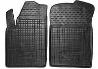 Полиуретановые передние коврики для Citroen Berlingo 1996-2007 (AVTO-GUMM)
