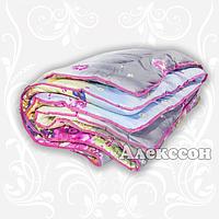 Одеяло шерсть/поликоттон евро 200 х 220 см
