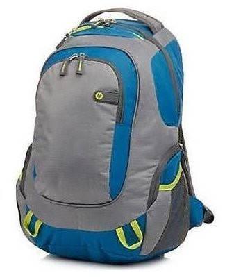 """Спортивный модный рюкзак для ноутбука 15.6"""" HP Outdoor Sport g/blu Backpack F4F29AA"""