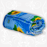 Одеяло силикон поликоттон   1,5 - 145 х 205 цв. (тов)