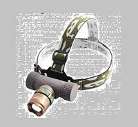 Налобный фонарик фонарь Bailong BL 6866