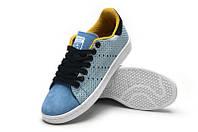 Кроссовки женские Adidas Stan Smith Original Blue Оригинал