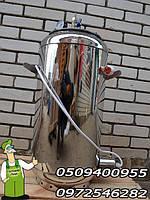 Домашний электрический автоклав Блеск — 21 литровая банка (с блоком управления)