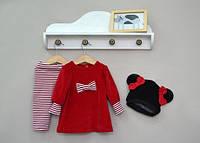 Детский костюм Мышка Мини для девочки