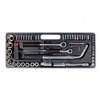 Набор головок и комплектующих Intertool HT-2254