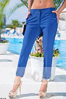 Брюки женские летние в четырех цветах, Мода плюс