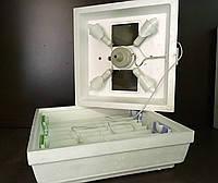 Инкубатор Квочка МИ301ЭС (ламповый) механический переворот цифровой