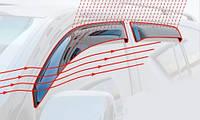 Дефлектор окна Citroen C-Elisee 2012