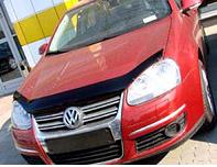Дефлектор капота Volkswagen Golf-5 2006-2008
