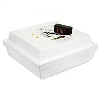 Инкубатор Рябушка-2 - ручной переворот на 70 яиц и цифровым терморегулятором