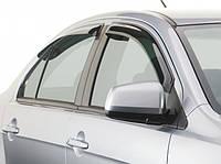 Дефлектор окон Peugeot 408 2010 Sedan