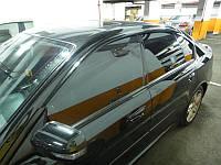 Дефлектор окон  Subaru Outback/Legasy 2009