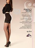 Тонкие колготки с утяжкой  Sisi Perfect Shape 15 den