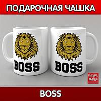 Чашка Boss (Босс)