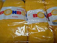 Пряжа акриловая Kristal Bon Bon желтый
