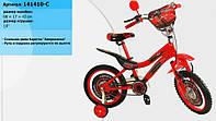 Детский 2-х колесный велосипед 14 дюймов 141410-C
