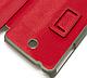 "Яркий чехол для планшета диагональю 7.0"" ODOYO GLITZ COAT Galaxy TAB3 BLAZING (RED) PH621RD, фото 3"