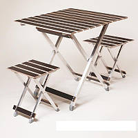 Комплект складной мебел стол и стулья  Vitan Украина