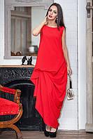 Женский нарядный сарафан макси Furore