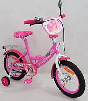 Детский 2-х колесный велосипед 14 дюймов 161403