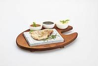 Каменный гриль (16*20 см) Hot Stone Grill Bisetti 99050