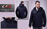 Укороченная мужская куртка Sigtex, модель Квадрат
