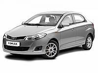 Автомобильные чехлы ЗАЗ Forza 2012 sedan