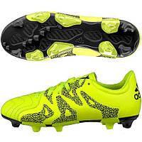 Детские футбольные бутсы Adidas X15.3 FG/AG Junior