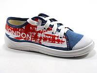 Детская спортивная обувь кеды Waldi арт.TS-60-426 (Размеры: 30-36)