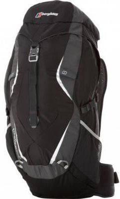 Черный рюкзак для путешественников Berghaus  Freeflow 25+5, 34553J65, 30 л.