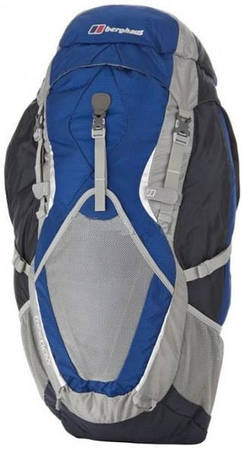 Синий рюкзак для путешественников Berghaus Freeflow 30+6, 34550L88, 36 л.