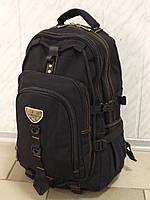 Большой брезентовый рюкзак для рыбалки и охоты GOLD BE ! B 1003